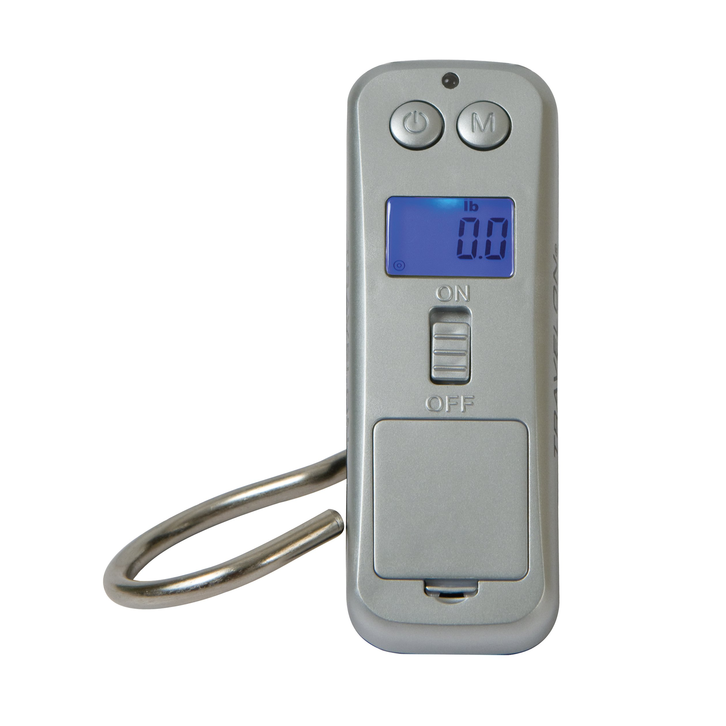 Travelon Micro Scale, Silver, Small