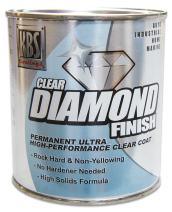 KBS Coatings 8404 DiamondFinish Clear Coat - 1 Quart