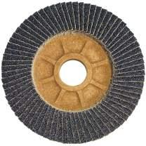 """CS Unitec 93534 PLANTEX Flap Disc, Zirconium, 5"""" Diameter, 7/8"""" Arbor, 40 Grit (Pack of 30)"""