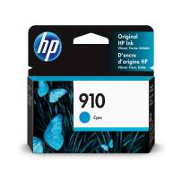 HP 910   Ink Cartridge   Cyan   3YL58AN
