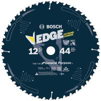 Bosch DCB1244 12 In. 44 Tooth Daredevil Table and Miter Saw Blade General Purpose