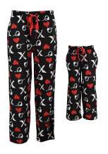 Unique Baby Valentine's Day XOX Mommy Daddy and Me Pajama Pants