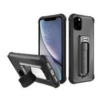 """Scooch Wingman case for The iPhone 11 Pro Max (6.5"""" Screen) (Black)"""