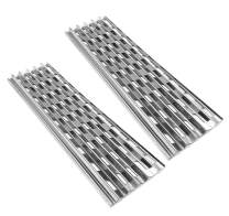 Wondjiont Stainless Steel Heat Plate, Heat Shield, Replacement for Viking VGBQ300T, VGIQ530-4RT, Viking VGIQ532-3RT Gas Grills(2-Pack)