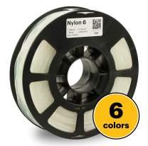 KODAK 3D printer filament NYLON 6 NEON color, +/- 0.03 mm, 750g (1.6lbs) Spool, 2.85 mm. Lowest moisture premium filament in Vacuum Sealed Aluminum Ziploc bag. Fit Most FDM Printers