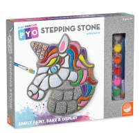 MindWare Paint Your Own Stepping Stone: Unicorn