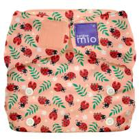 Bambino Mio Miosolo All-in-One Cloth Diaper, Loveable Ladybug