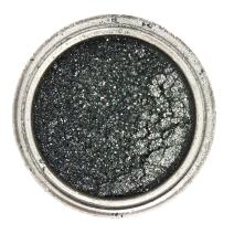 Mineral Pigment Eyeshadow Gray Sparkle #9 From Royal Care Cosmetics