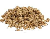 Erin Baker's Homestyle Granola, Coconut Chia, Gluten-Free, Ancient Grains, Vegan, Non-GMO, Cereal, Bulk 10-pound bag