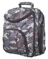 Rockville Travel Case Camo Backpack Bag For Behringer X1222USB Mixer