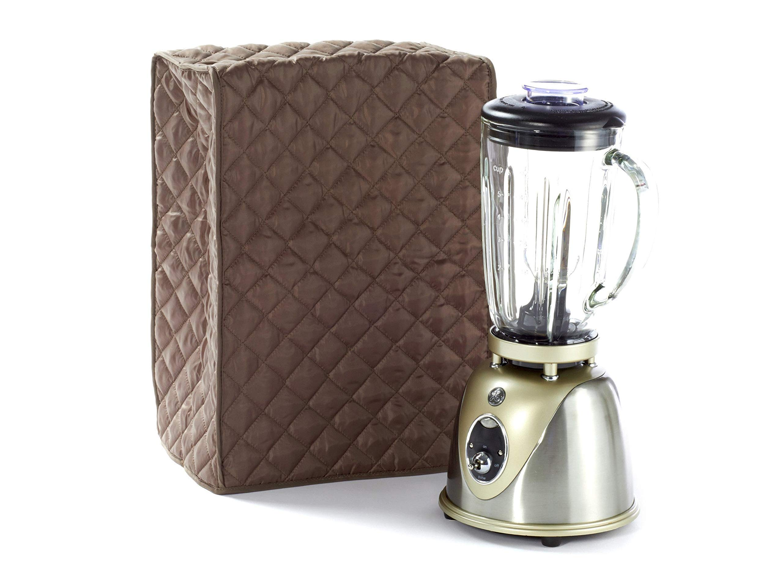 Covermates Keepsakes - Blender Cover – Dust Protection - Stain Resistant - Washable – Appliance Cover - Bronze