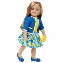 Maplelea Beaux Arts Outfit for 18 Inch Dolls