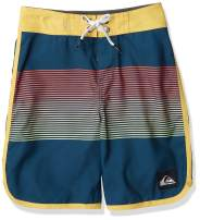 Quiksilver Boys' Big Everyday Grass Roots Youth 17 Boardshort Swim Trunk