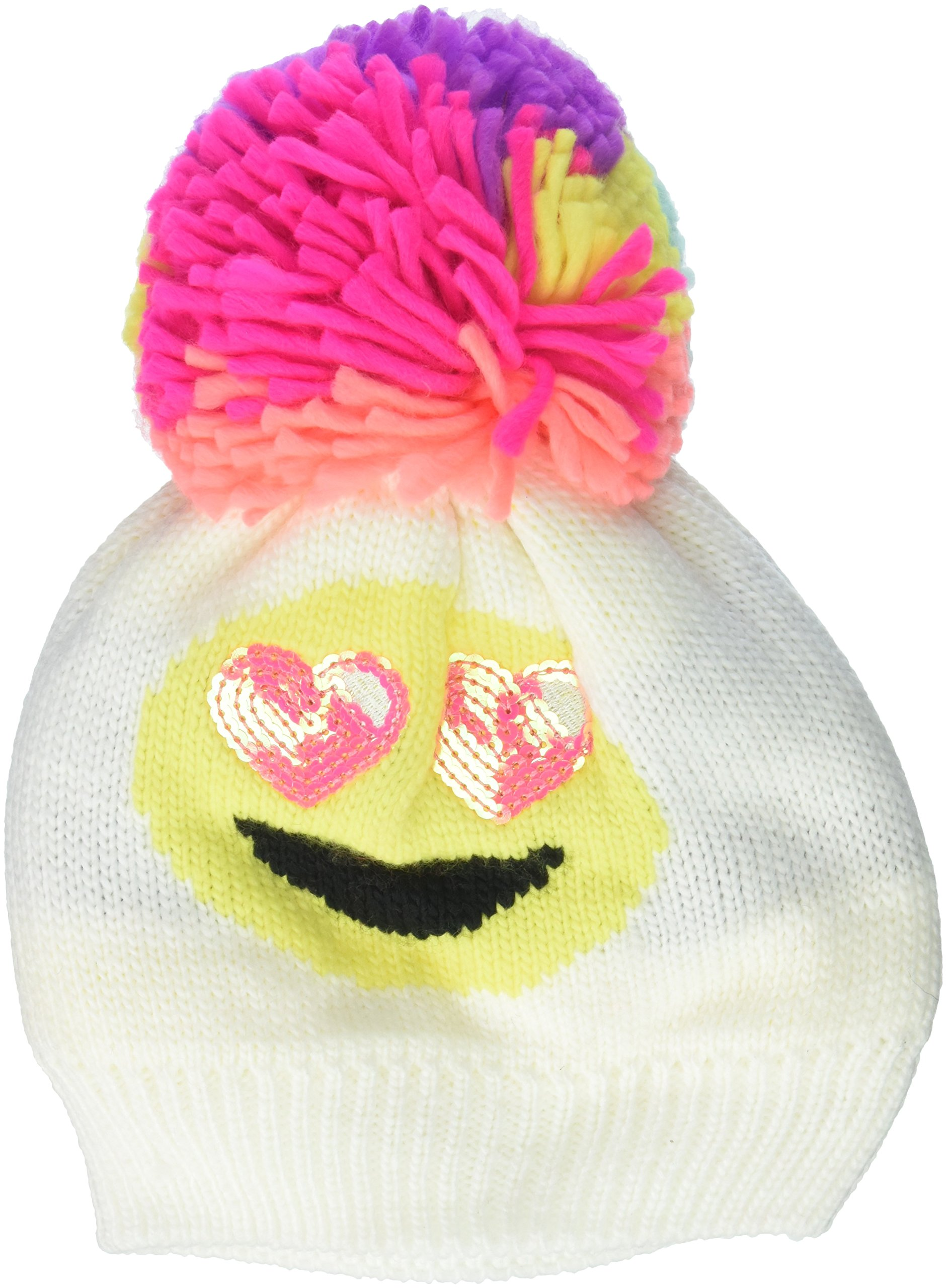 The Children's Place Girls' Toddler Graphic Beanie