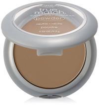 L'Oréal Paris True Match Super-Blendable Powder, Light Ivory, 0.33 oz.