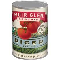 Muir Glen, Tomatoes Diced Organic, 14.5 Ounce