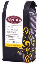 PapaNicholas Coffee Ground Coffee, Colombian Supremo, 12 Ounce
