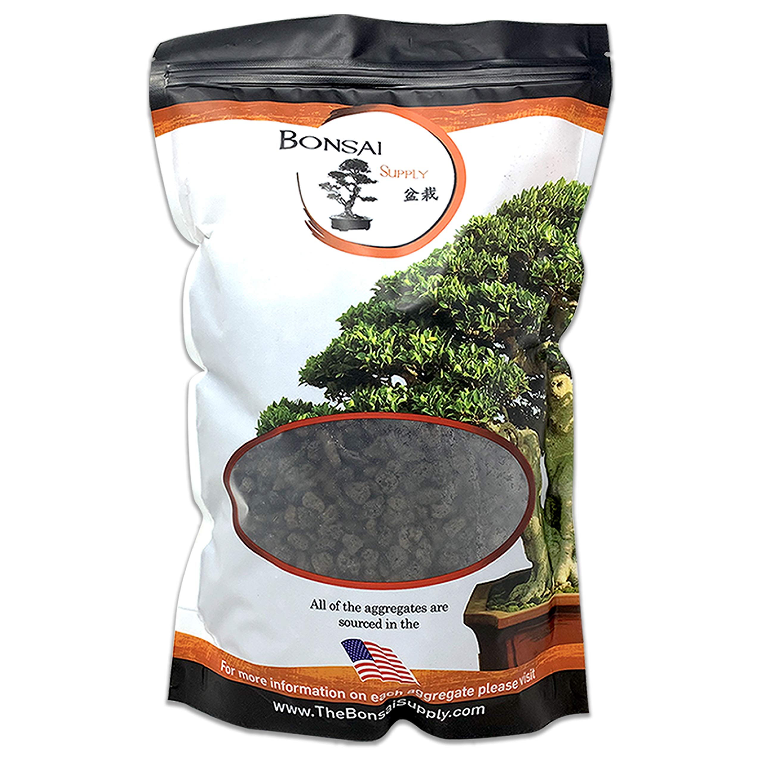 Lava Rock The Bonsai Supply 1 4 Inch Horticultural Black Lava Rock Soil Additive For Cacti Succulents Plants Bonsai 2 Quart Bag No Dyes Or Chemicals 100 Pure Volcanic Rock Top Dressing