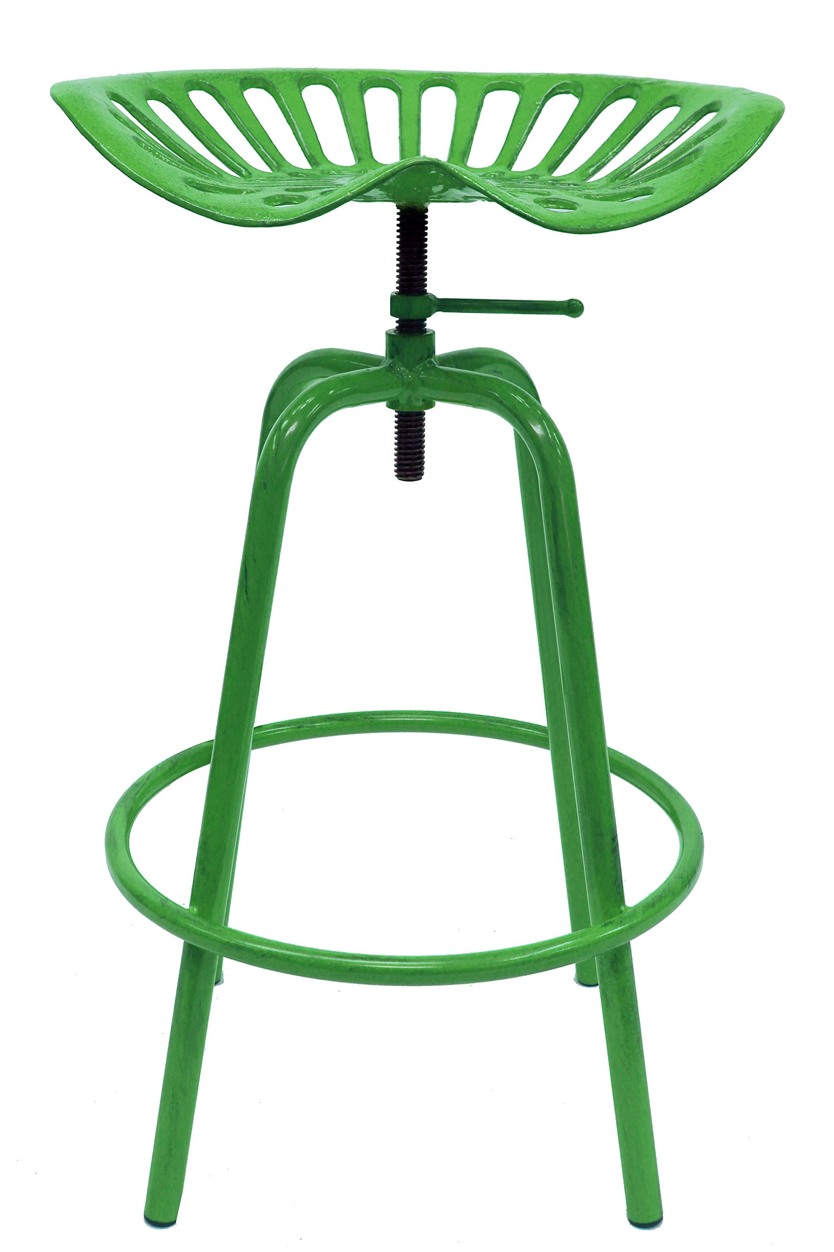 Leigh Country TX 97001 Green Tractor Seat Stool