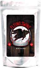 Flying Swine Sweet N' Spicy BBQ Rub 16 Oz - Award Winning Butt Rub Seasoning & Grilling Spices - Great for Smoking Meats, Rib Rub, Brisket Rub, Pulled Pork & Chicken Marinade - No MSG & Gluten Free