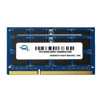 OWC 4.0 GB (2X 2GB) PC8500 DDR3 1066 MHz 204-pin Memory Upgrade Kit Compatible with MacBook Pro, MacBook, Mac Mini and iMac, (OWC8566DDR3S4GP)