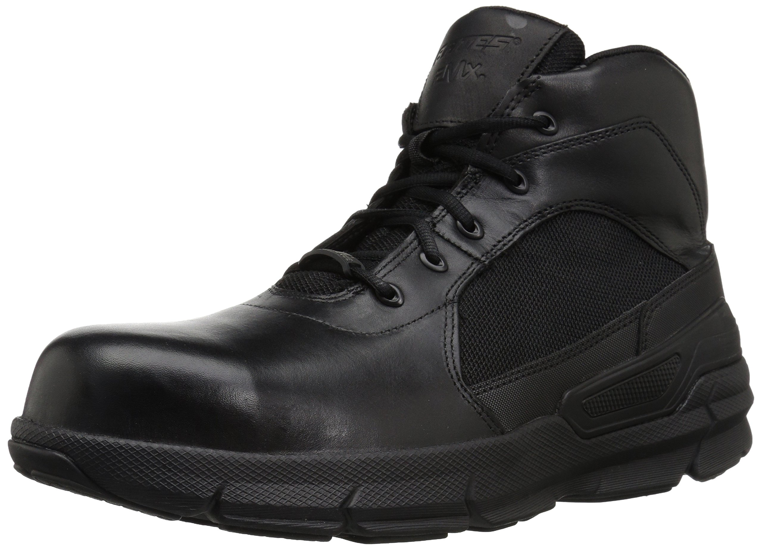 Bates Men's Charge-6 Composite Toe Side Zip Military and Tactical Boot