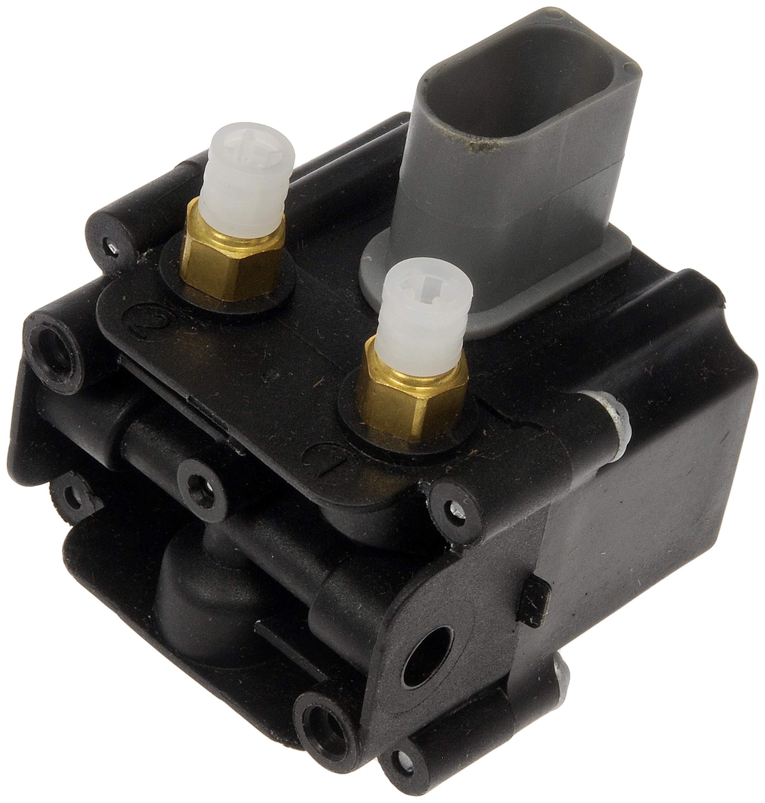 Dorman 949-792 Air Compressor Valve Block for Select BMW Models