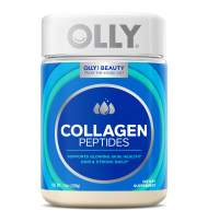 Olly Collagen Protein Peptides Powder, Supports Hair Skin and Nails, 7.4 Ounces