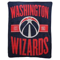 "Officially Licensed NBA ""Clear Out"" Micro Raschel Throw Blanket, Multi Color, 46"" x 60"""