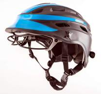 The Hummingbird V2 Girls Lacrosse Helmet