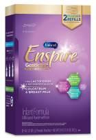 Enfamil Enspire Gentlease Baby Formula Milk Powder Refill, 14.5 Ounce (Pack of 2) - MFGM, Lactoferrin (Found in Colostrum), Omega 3 DHA, Iron, Probiotics, Immune Support