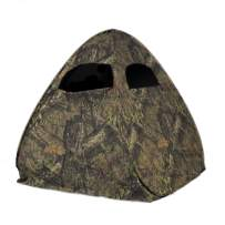 Rhino Blinds R50-MOC Mossy Oak Breakup Country Easy Assembly Water Repellent 1-Person Blind