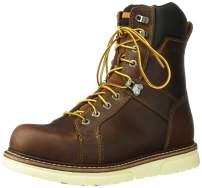 """WOLVERINE Men's I-90 DuraShocks 8"""" Wedge Industrial Shoe"""