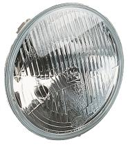 HELLA 002395031 Vision Plus 178mm H4 High/Low Beam Conversion Headlamp (Housing Only)