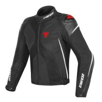Super Rider D-Dry Jacket Size 50 Black/White/Red