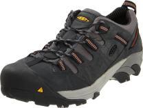KEEN Utility Men's Detroit Low Steel Toe Work Shoe
