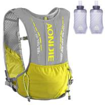 TRIWONDER Hydration Pack Water Backpack 5.5L 8L Outdoors Mochilas Trail Marathon Running Race Hiking Hydration Vest