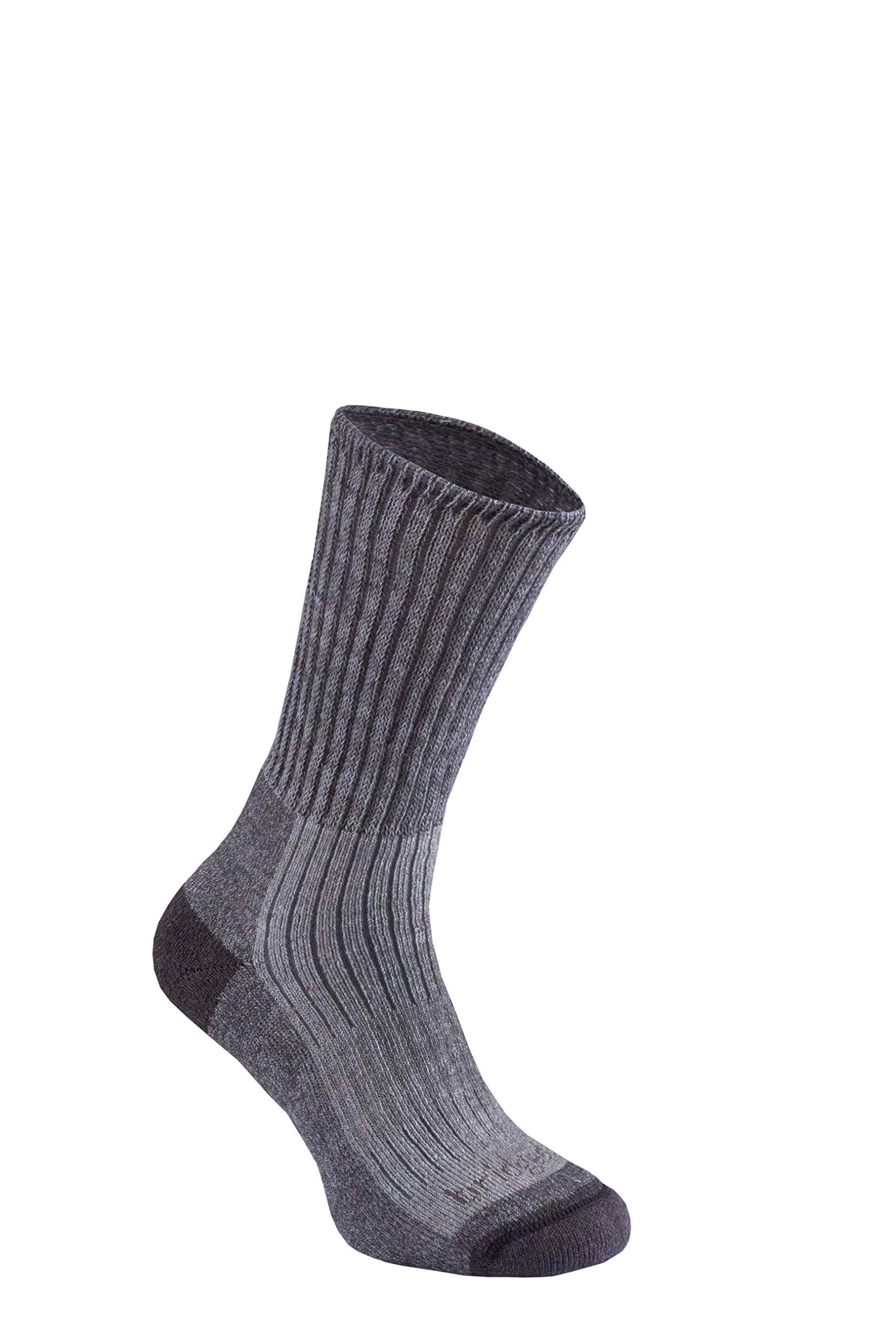 Bridgedale Hike Midweight Boot Height- Merino Comfort Socks Hike Midweight Boot Height - Merino Comfort Socks