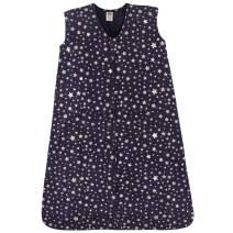 Hudson Baby Unisex Cotton Sleeveless Wearable Sleeping Bag