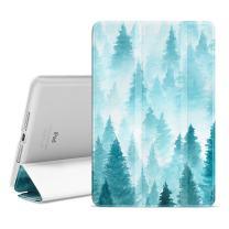 Ayotu Colorful Shell for iPad Mini 1 Case,Mini 2 Cover Mini 3 Slim Stand Smart Cover with Auto Wake/Sleep Protective Cover for iPad Mini 1/Mini 2/Mini 3 The Scenery