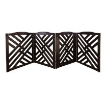 Casual Home Wooden Pet Gate