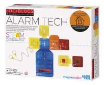 4M Logiblocs E-Building Blocks System Alarm Tech Kids Science Kit