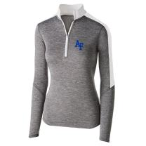 Ouray Sportswear NCAA Air Force Falcons Women's Electrify 1/2 Zip Pullover