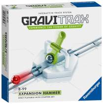 Ravensburger Gravitrax Hammer Accessory - Marble Run & STEM Toy for Boys & Girls Age 8 & Up - Accessory for 2019 Toy of The Year Finalist Gravitrax