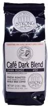 Café Joe Maxx Coffee (Cafe Dark (Whole Bean), 12 Oz (.75Lb)): Brought To You By Joe Maxx Coffee Company and Sealed in Air Tight Bags: This Delicious Coffee Will Have a Recognizable Flavor to Most North Americans.
