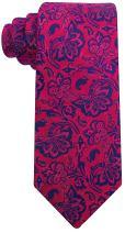 Floral Ties for Men - Jacquard Silk Necktie - Mens Ties Neck Tie by Scott Allan