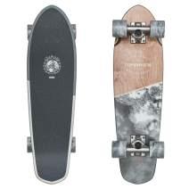 GLOBE Skateboards Blazer Cruiser Skateboard Complete, Somewhere, 26