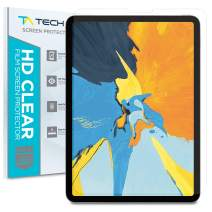 Tech Armor Anti-Glare/Anti-Fingerprint Plastic Film Screen Protector (Not Glass) Designed for Apple iPad Pro 11-inch 2020 and 2018 [2-Pack]