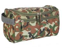 iSuperb Hanging Toiletry Bag Travel Bag Water Resistant Lightweight Wash Gym Shaving Bag Organizer for Women Men (camouflage)