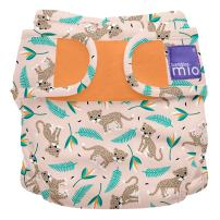 Bambino Mio Miosoft Cloth Diaper Cover, Wild Cat, Size 1
